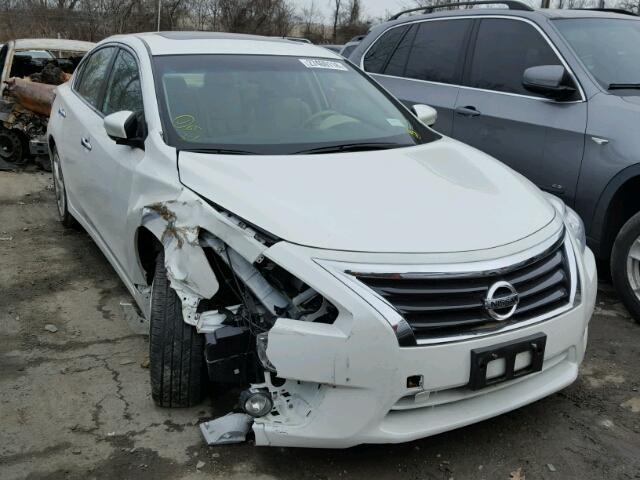 Auto Auction Ended on VIN: 1N4AL3AP3EC121755 2014 NISSAN ALTIMA S/L ...