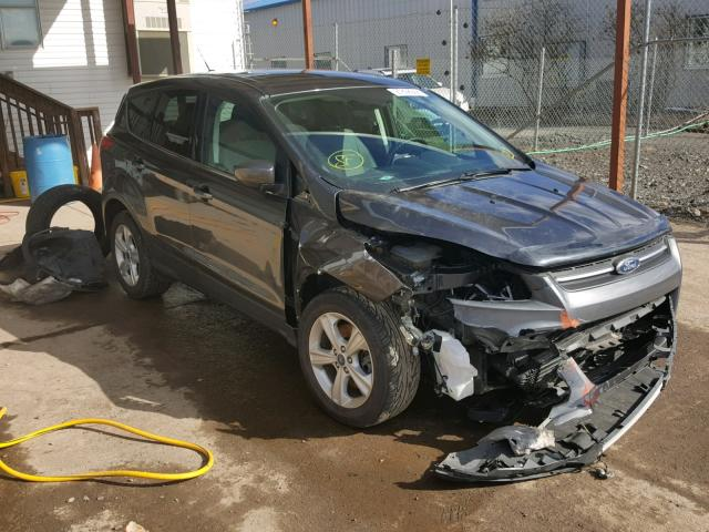 Ford Vin Service History >> Auto Auction Ended on VIN: 1FMCU9GX9FUB77555 2015 Ford Escape Se in PA - Philadelphia
