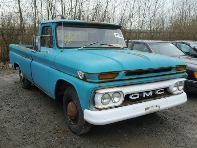 Auto Auction Ended on VIN: 1502ZF5357B 1965 Gmc Pickup
