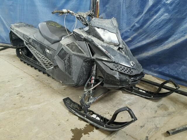 Salvage 2012 Skidoo MARINE LOT for sale