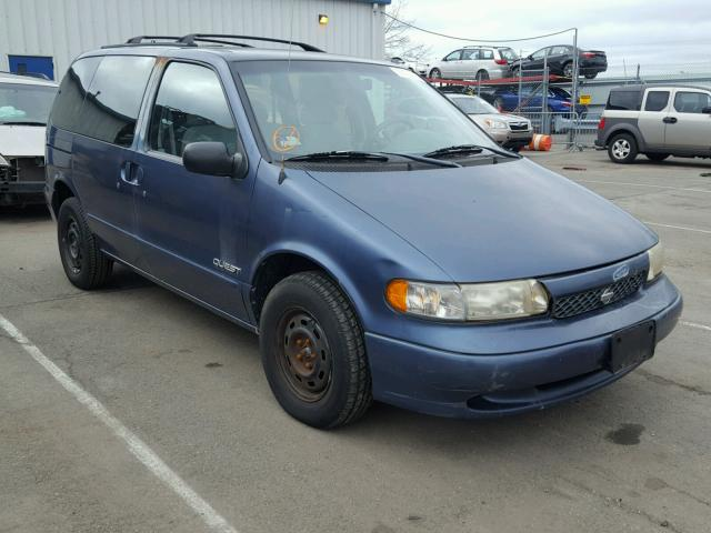 auto auction ended on vin 4n2dn1113vd856910 1997 nissan quest xe in ny long island 1997 nissan quest xe in ny