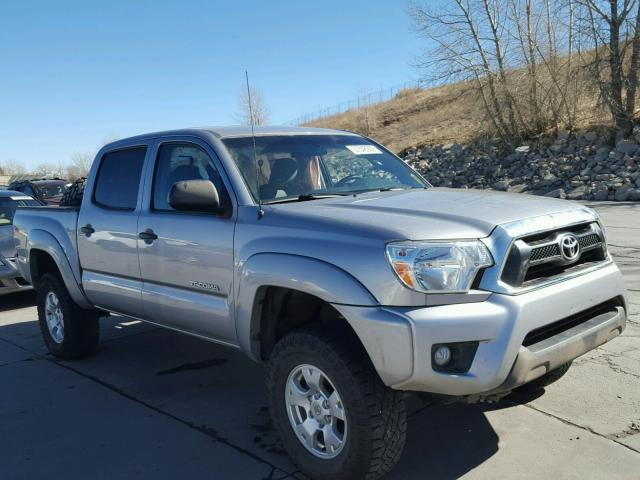 auto auction ended on vin 5tflu4en5fx131857 2015 toyota tacoma dou in co denver south. Black Bedroom Furniture Sets. Home Design Ideas