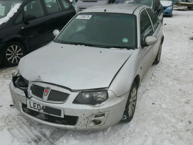 2004 Rover 25 Sei 84 For Sale At Copart Uk Salvage Car Auctions