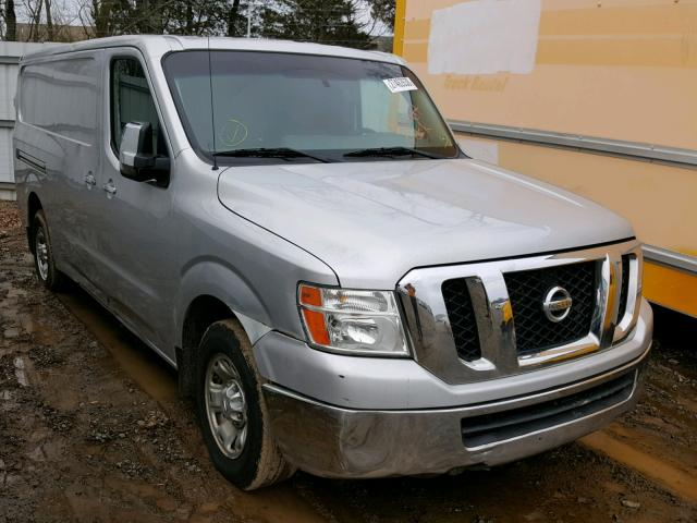 2012 nissan nv 1500 for sale pa philadelphia salvage cars copart usa. Black Bedroom Furniture Sets. Home Design Ideas