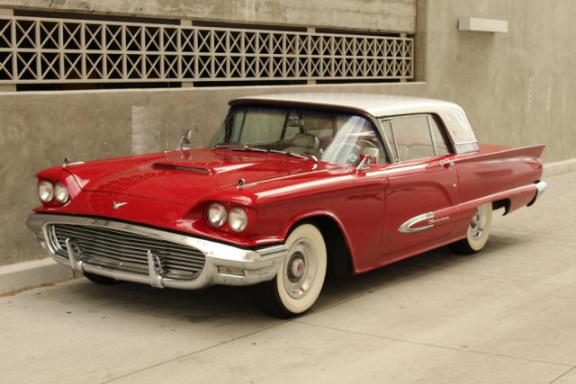 1959 FORD T BIRD