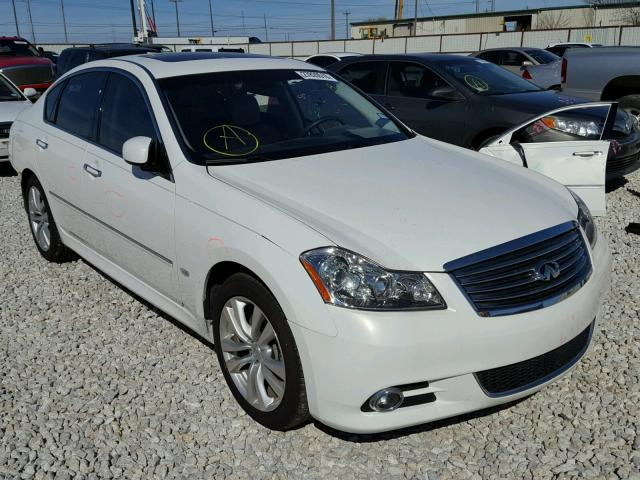 Auto Auction Ended On Vin Jn1cy0ap9am910177 2010 Infiniti M35 Base