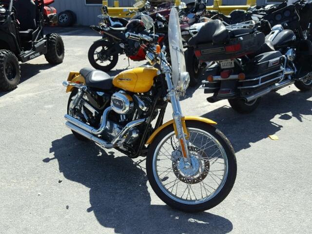 2007 HARLEY-DAVIDSON XL1200 C 2