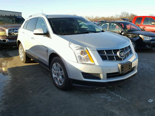 2012 CADILLAC SRX LUXURY 3.6L
