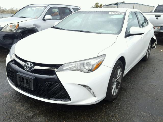 2016 TOYOTA CAMRY LE s Salvage Car Auction Copart USA