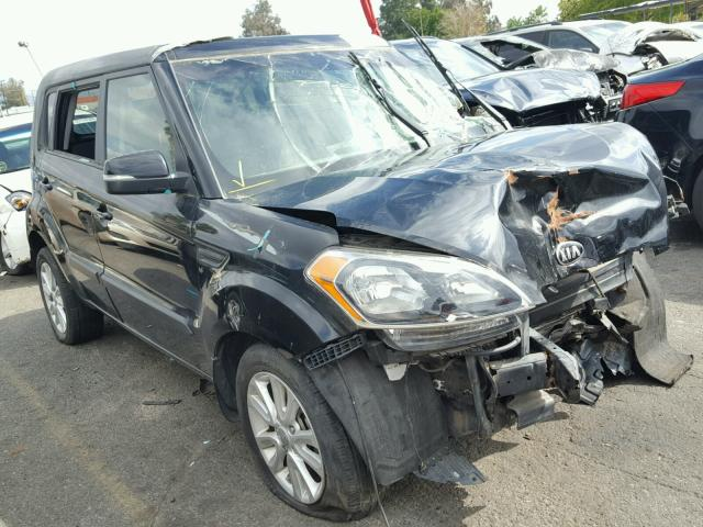 Auto Auction Ended On Vin Kndjt2a68d7524049 2013 Kia Soul In Ca
