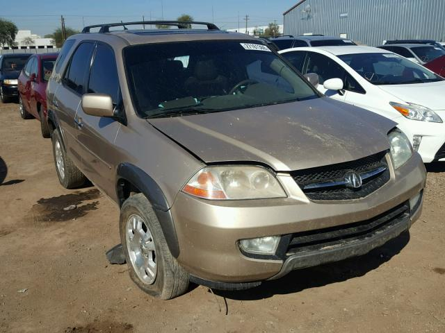 Auto Auction Ended On VIN HNYDH ACURA MDX In AZ - 2002 acura mdx tires