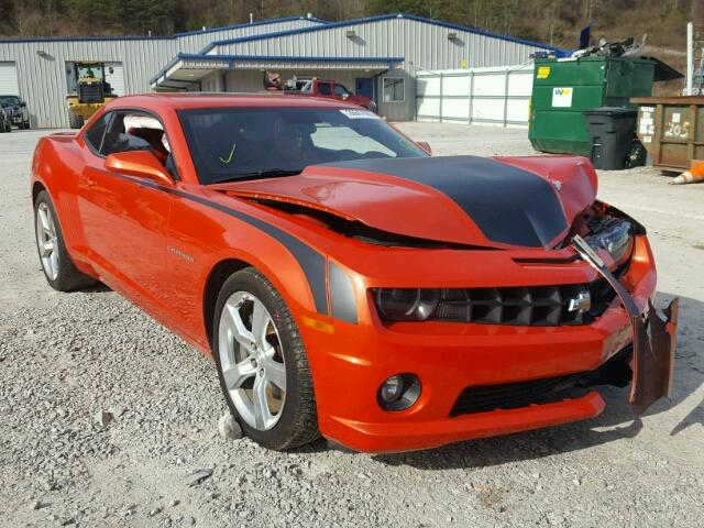 2g1ft1ew8a9212357 2010 Chevrolet Camaro Ss In Ky