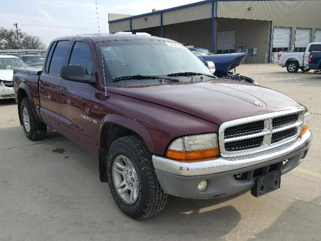 2001 DODGE DAKOTA QUA 4.7L