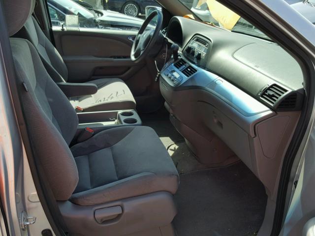 2010 Honda Odyssey Ex 3.5L