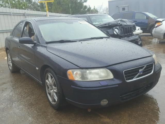 2006 VOLVO S60 2.5T 2.5L
