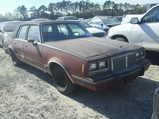 1984 Pontiac Bonneville 5 0l