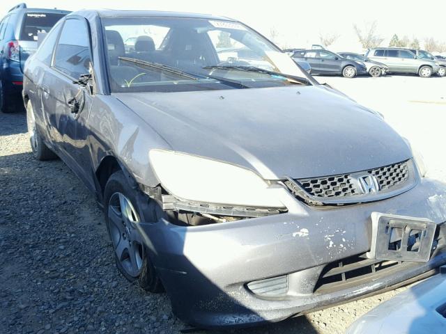 2004 Honda Civic Ex 1.7L