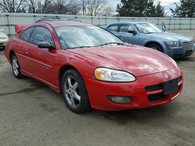 Auto Auction Ended On Vin 4b3ag52hx1e009907 2001 Dodge Stratus R