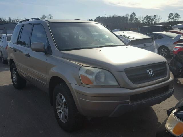 2005 HONDA PILOT EX 3.5L