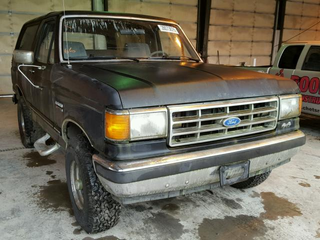 Auto Auction Ended On Vin 1fmeu15hxjla70082 1988 Ford Bronco U10 In Rhautobidmaster: 1988 Ford Bronco Vin Number Location At Elf-jo.com