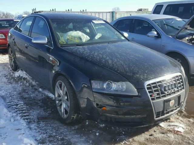 Auto Auction Ended On Vin Waudn74f98n077021 2008 Audi S6 Quattro In