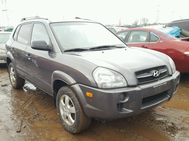 2008 Hyundai Tucson Gls 2 0l