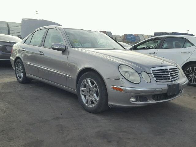 2006 MERCEDES-BENZ E 350 3.5L