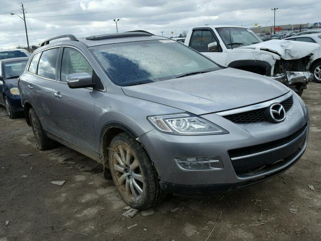 Auto Auction Ended On Vin Jm3tb38ax90178881 2009 Mazda Cx 9 In In