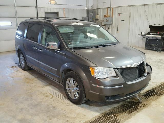 2010 Chrysler Town Country Limited For Sale Mo Columbia Tue