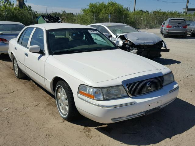 2004 MERCURY GRAND MARQ 4.6L