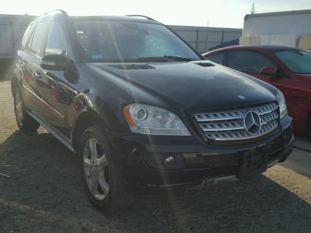 Auto Auction Ended On Vin 4jgbb22ex8a368971 2008 Mercedes Benz Ml