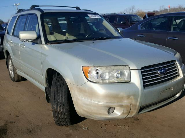Salvage 2006 Subaru FORESTER 2 for sale