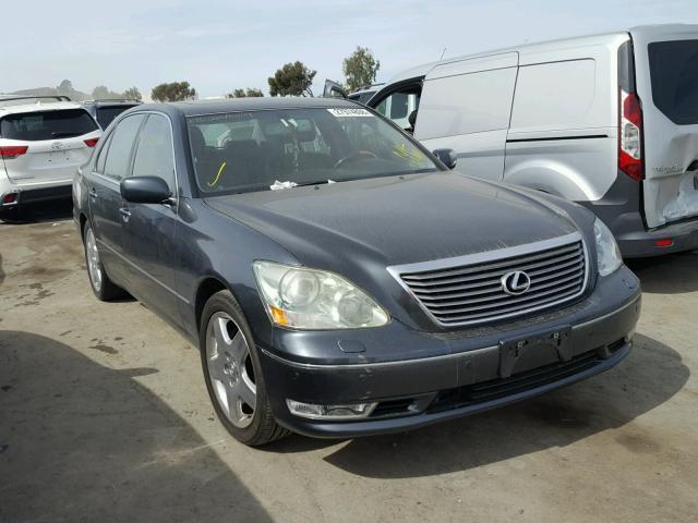 2005 LEXUS LS 430 4.3L