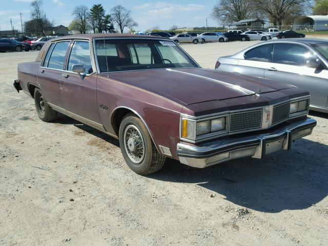 1983 OLDSMOBILE 98 REGENCY 5.0L