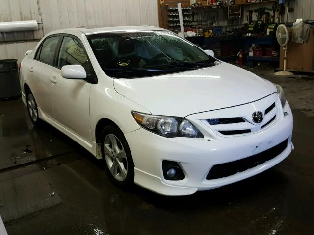 5YFBU4EE3CP012775   2012 TOYOTA COROLLA BA 1.8L Left View