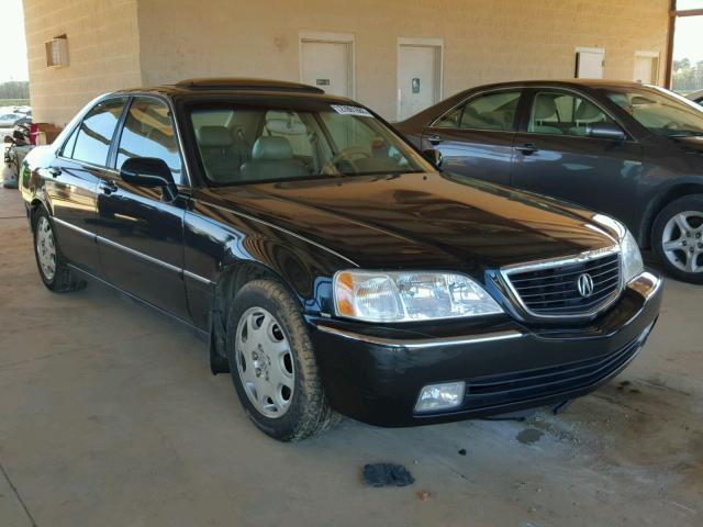 Auto Auction Ended On VIN JH4KA966XXC001881 1999 Acura 35Rl In AL