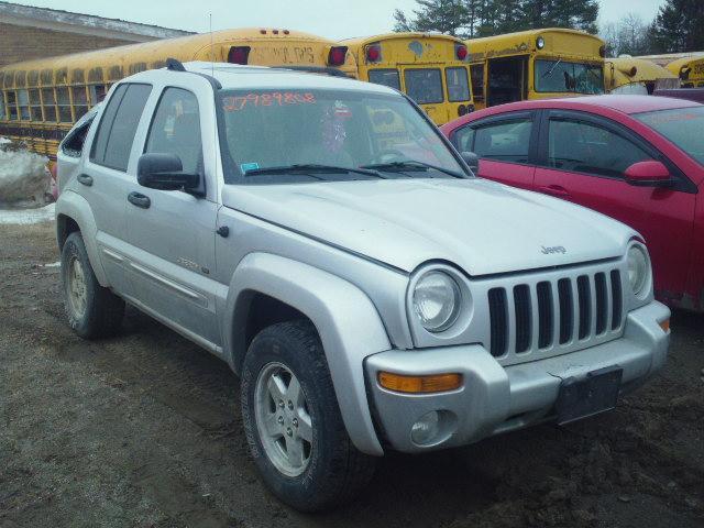 2003 jeep liberty kbb