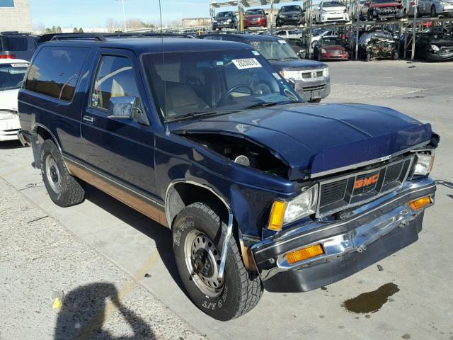 1987 gmc s15 jimmy for sale co denver south mon apr 02 2018 used salvage cars copart usa copart