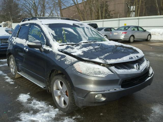 auto auction ended on vin 5j8tb18219a802682 2009 acura rdx in ma