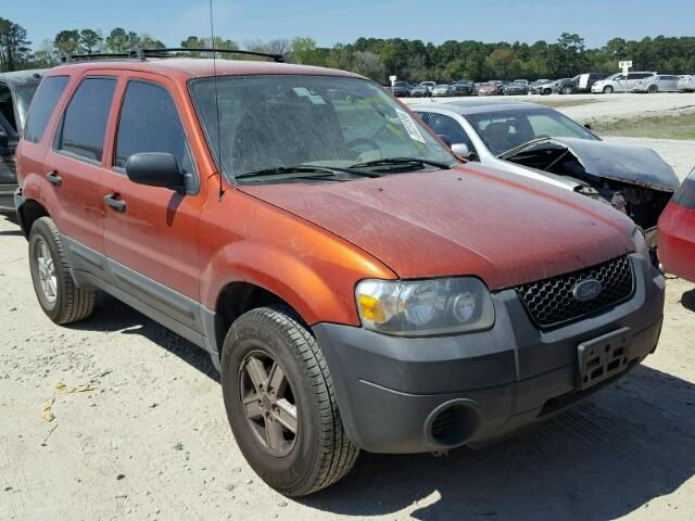 Auto Auction Ended on VIN: 1FMYU02Z17KA65453 2007 FORD ESCAPE XLS in ...