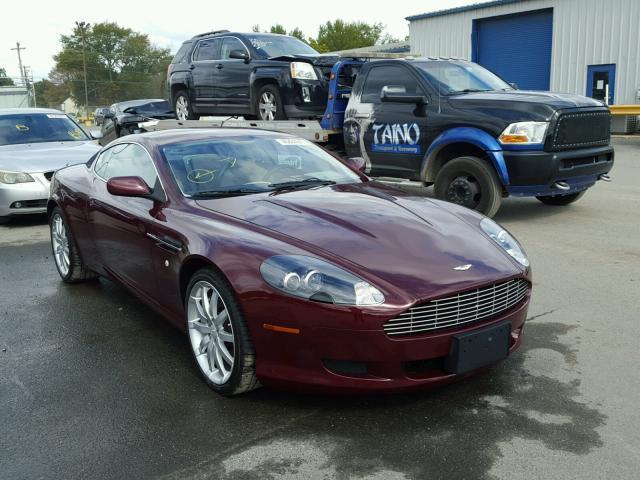 Auto Auction Ended On VIN SCFADAGA ASTON MARTIN DB - Aston martin long island