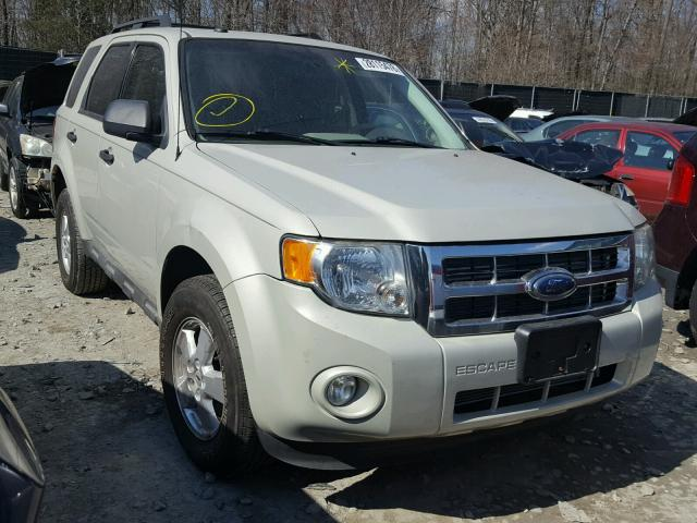 2009 FORD ESCAPE XLT 2.5L