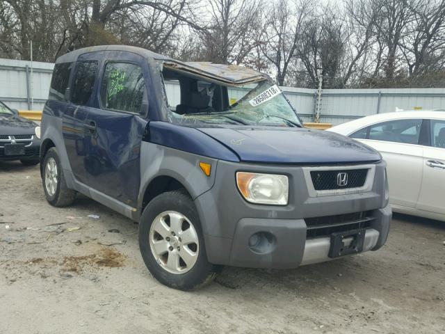 Auto Auction Ended On Vin 5j6yh28263l011532 2003 Honda Element Dx