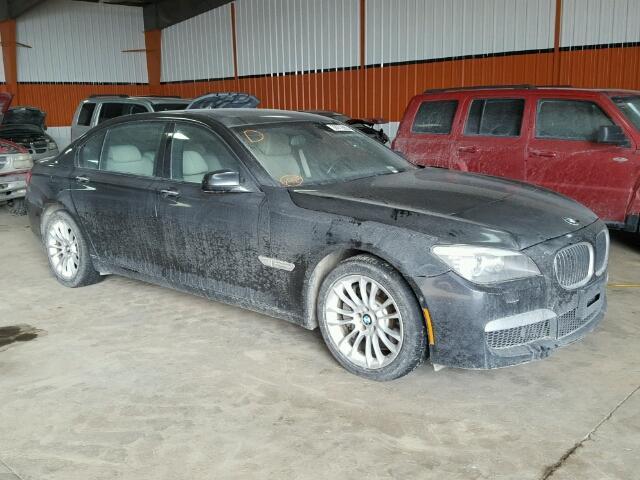 2010 BMW 750 LI 4.4L