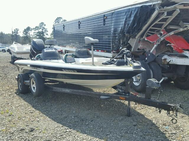 Salvage 2006 Boat LEGEND 186 for sale