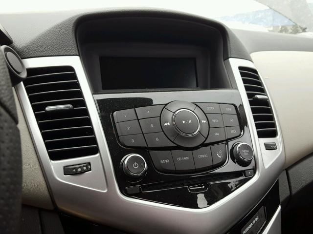 2014 Chevrolet Cruze Ls 1.8L