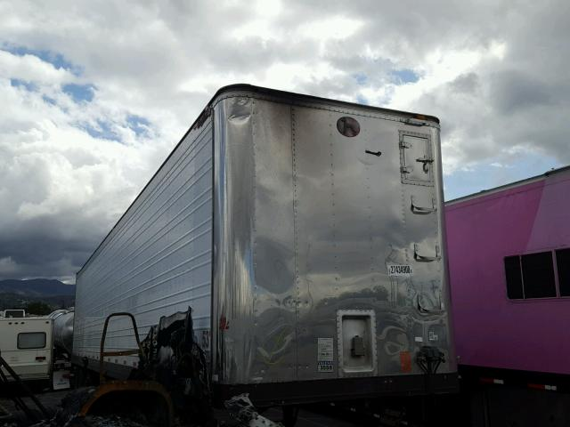 1993 GREAT DANE TRAILER DRY 53FT