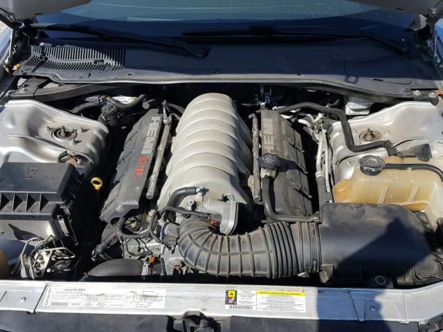 2007 DODGE CHARGER SR 6.1L
