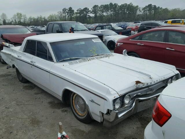 844T021694 | 1964 WHITE OLDSMOBILE DYNAMIC on Sale