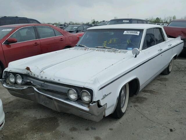 844T021694 | 1964 WHITE OLDSMOBILE DYNAMIC on Sale in TX
